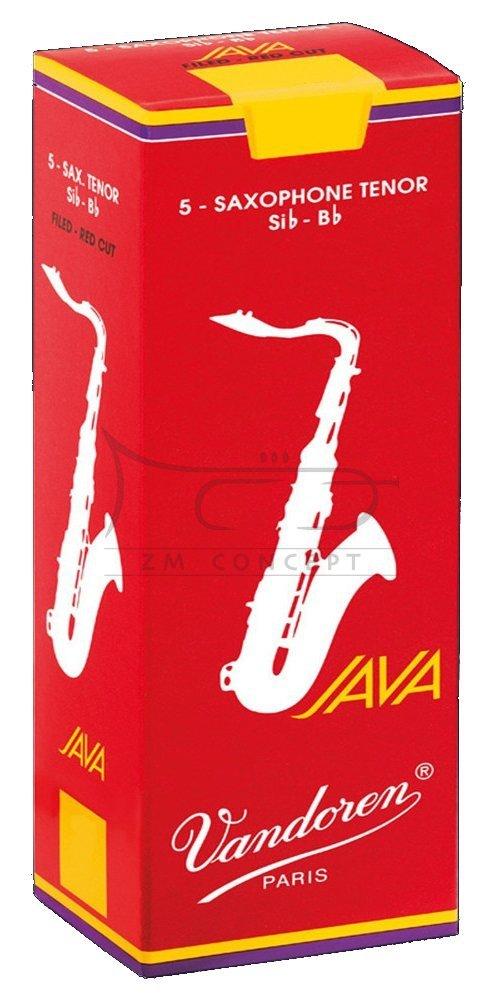 VANDOREN JAVA RED stroiki do saksofonu tenorowego - 2,5 (5)