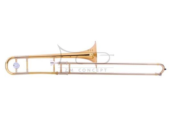 JOHN PACKER puzon tenorowy Bb JP231RATH Lacquer, lakierowany, z futerałem