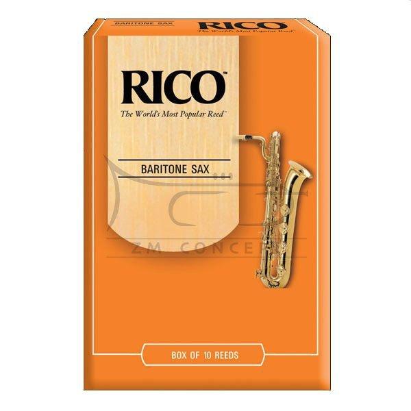 RICO stroiki do saksofonu barytonowego - 1,5 (10)