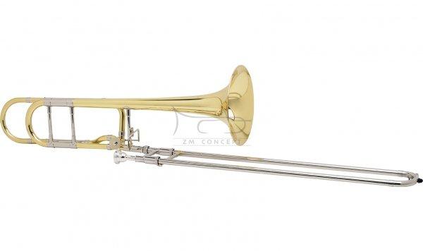 ANTOINE COURTOIS puzon tenorowy B/F AC280BO lakierowany, z futerałem