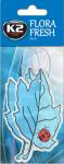 K2 V191D Dwie choinki liść FLORA FRESH MEN DUOPACK