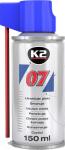 K2 0715 Preparat wielozadaniowy typu WD-40 150ml