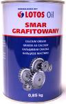 LOTOS Smar grafitowy grafitowany 0,85kg