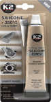 K2 B250 Silikon szary wys.temp.350C /85g