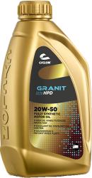 CYCLON GRANIT SYN HPD 20W-50 1L