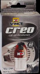 K2 V324 Wkład nowe auto 8ml