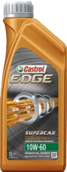CASTROL EDGE 10W-60 SUPERCAR 1L