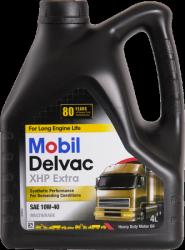 MOBIL DELVAC XHP EXTRA 4L 10W-40