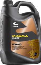 CYCLON MAGMA SUPER 15W-40 4L