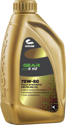 JE01009 CYCLON GEAR SYN G HZ GL-4 75W-80 1L
