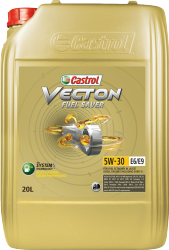 CASTROL VECTON FUEL SAVER 5W30 E6/E9 20L