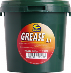 CYCLON GREASE Li NLGI 2 0,8KG
