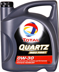 TOTAL QUARTZ INEO FIRST 0W30 5L