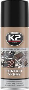 K2 KONTAKT SPRAY Czyści i konserwuje inst. elektryczne 400ml