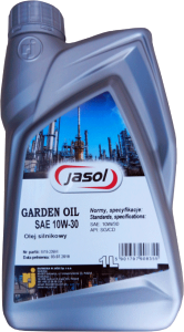 JASOL GARDEN OIL 10W30 SG/CD  1L