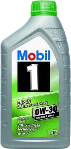 MOBIL 1 ESP LV  0W30  1L