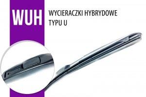 OXIMO WUH350 PIÓRO WYCIERACZKI 350MM OXIMO HYBRYDOWE