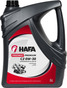 HAFA FREEWAY PREMIUM C2 0W30 B71 2312 5L