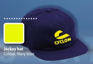 Cyclon czapka z daszkiem