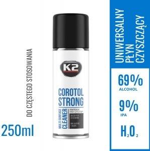 K2 COROTOL STRONG 78% alkoholu do dezynfekcji powierzchni 250ml