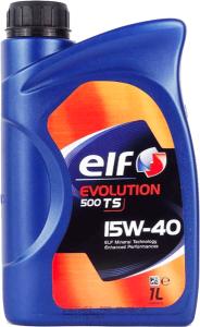 ELF EVOLUTION 500 TS 15W40   1L