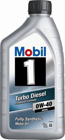MOBIL 1 Turbo Diesel 1L 0W-40