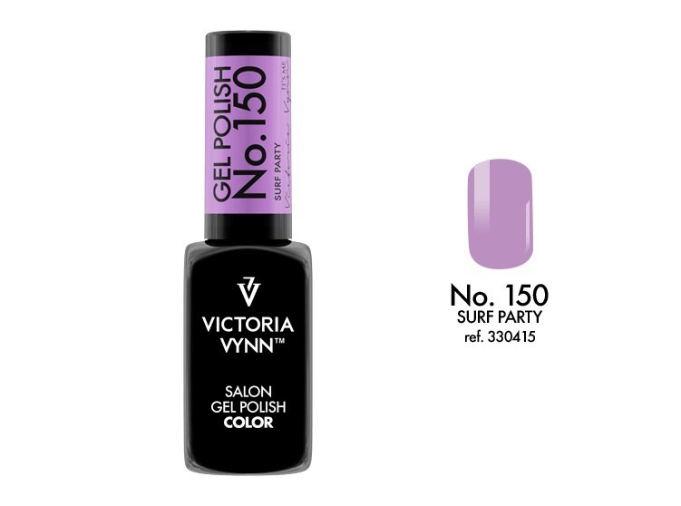 Victoria Vynn Lakier hybrydowy 150 8ml Surf Party Polish Gel COLOR Victoria Vynn