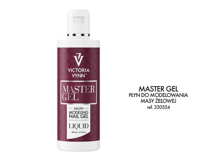 VICTORIA VYNN Master Gel Liquid 200ml Master Gel Płyn