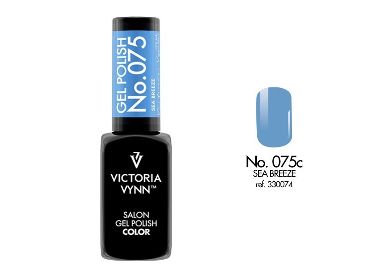 Victoria Vynn Lakier hybrydowy 075c 8ml SEA BREEZE Gel Polish COLOR Victoria Vynn