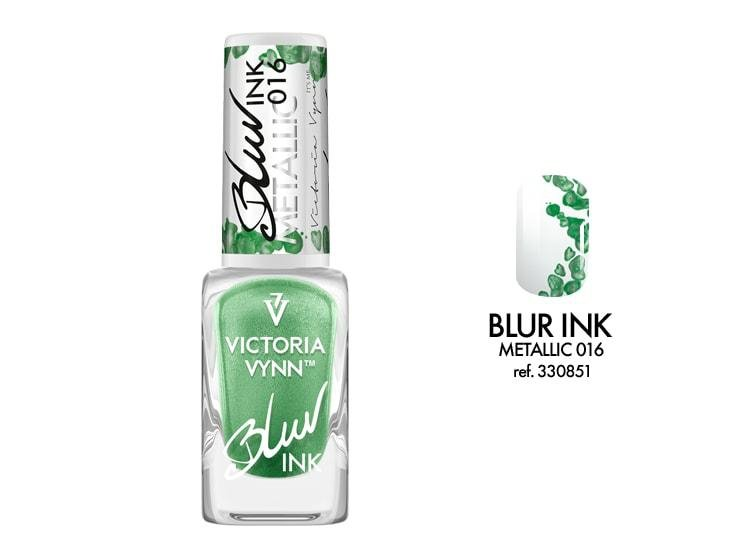 VICTORIA VYNN BLUR INK METALLIC 016 Atrament do zdobień 10ml