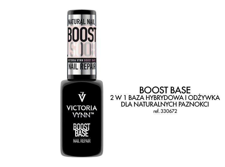 Victoria Vynn Gel Polish BOOST Base Nail Repair 2in1 8ml
