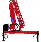 Żuraw Maxilift ML270.3L D  E12V komplet z rama + 2 podpory H
