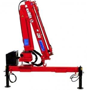 Żuraw Maxilift ML230.3 D E12V komplet z rama + 1 podpory H jedna podpora  M