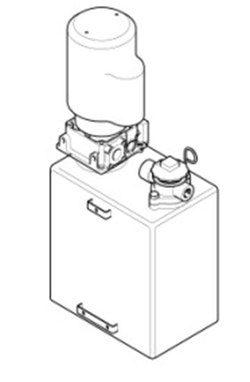 Agregat prądotwórczy  220V 380V ML 330