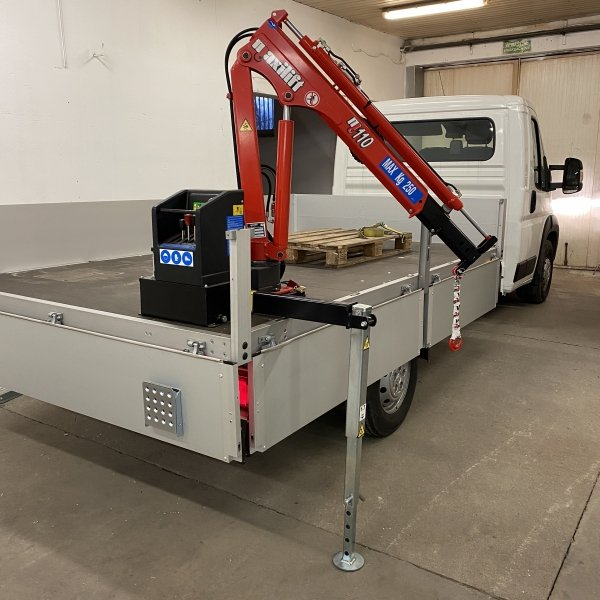 Zuraw Maxilift ML 110.2 ERS 12V