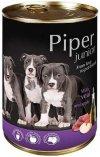 Piper Junior z cielęciną i jabłkiem 24x400g