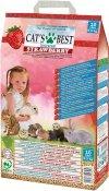 Cat's Best Universal Strawberry Żwirek - Peletki niezbrylające truskawkowe dla kota 2x10l