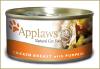 Applaws dla kota puszka 24x70g Kurczak i Dynia
