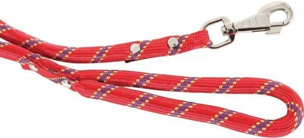 Zolux Smycz nylonowa czerwona - sznur 13mm/2m