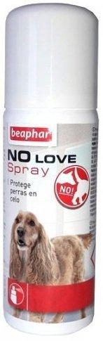 Beaphar No Love - preparat do stosowania podczas cieczki 50ml