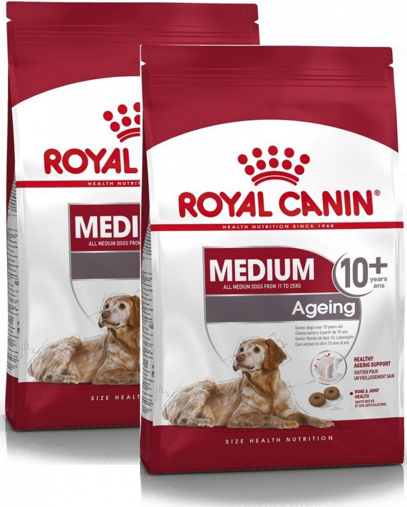 Royal Canin Medium Ageing 10+ 2x15kg (30kg)