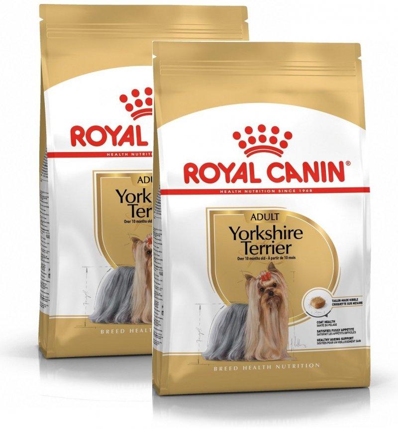 Royal Canin Yorkshire Terrier Adult 2x7,5kg (15kg)