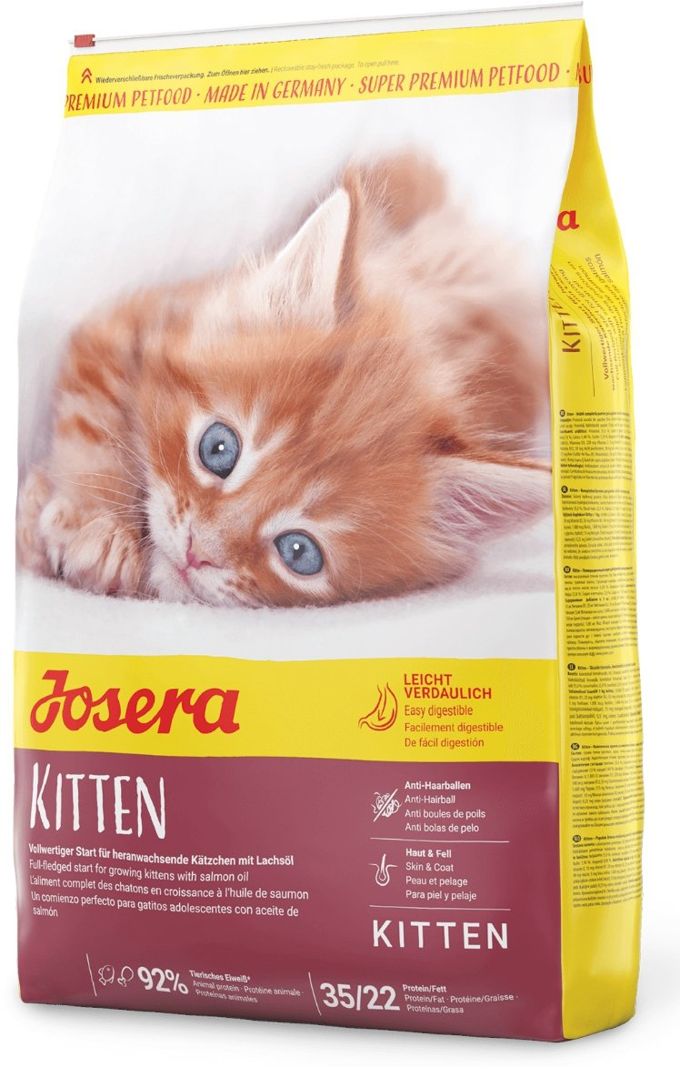 Josera Kitten karma dla kociąt 10kg