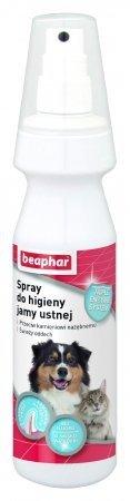 Beaphar Odświeżacz oddechu w dla psa i kota - spray 150ml