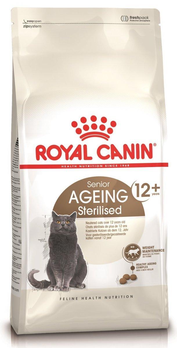 Royal Canin Senior 12+ Ageing Sterilised 4kg