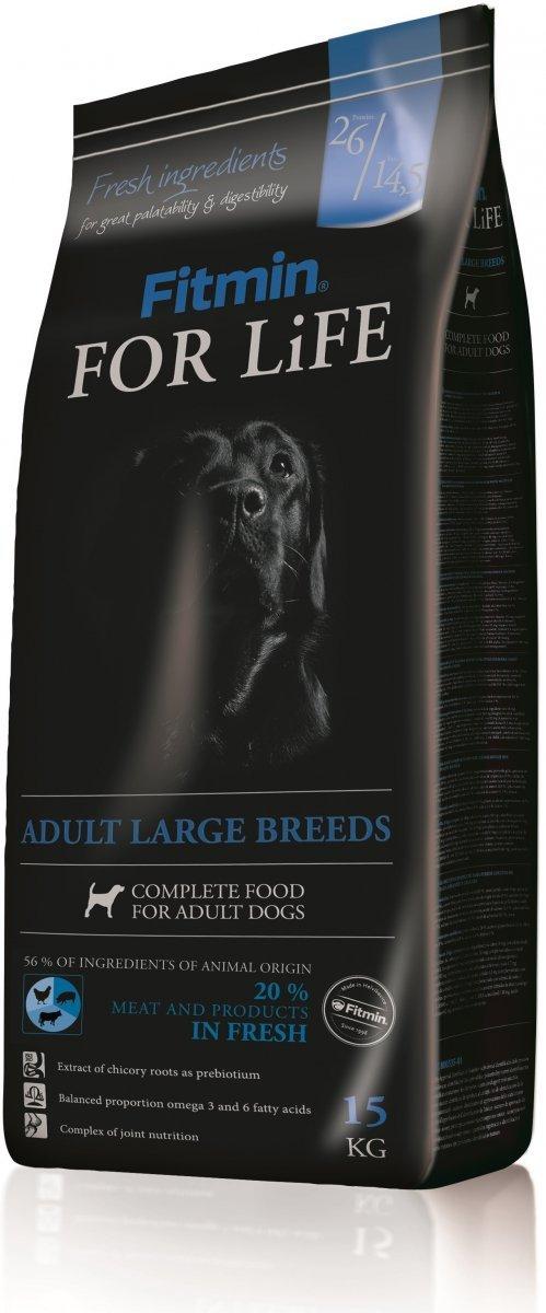 Fitmin Dog For Life Adult Large Breed 2x15kg (30kg)
