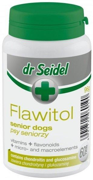 Dr Seidel Flawitol dla seniorów 60 tab.