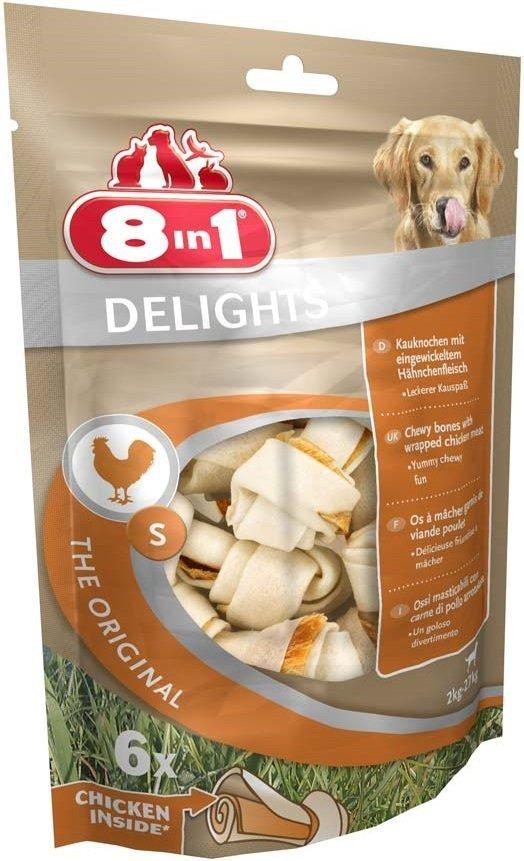 Przysmak 8in1 Delights Bone S 6szt.