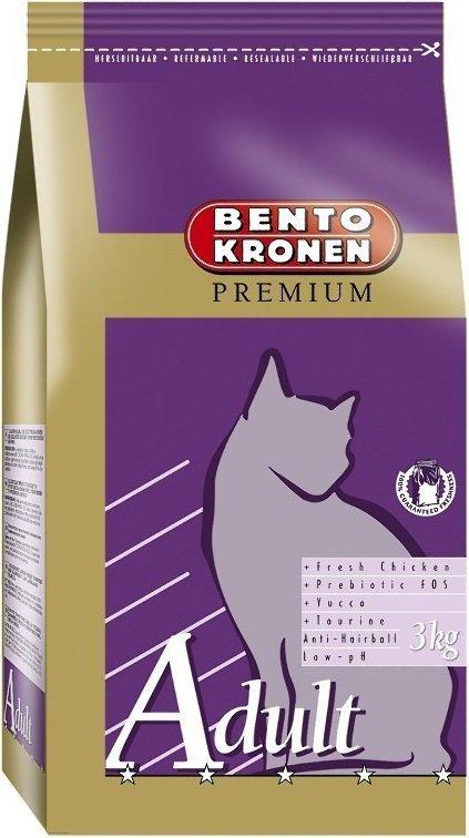 Bento Kronen Cat Premium Adult 10kg