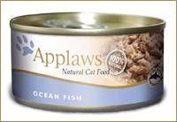 Applaws dla kota puszka 24x70g Ryby oceaniczne